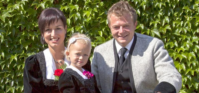 Familie Klocker